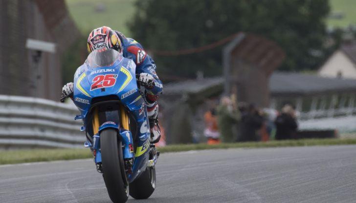 MotoGP 2016, Austria: trionfano le Ducati di Iannone e Dovizioso, Rossi quarto - Foto 9 di 11