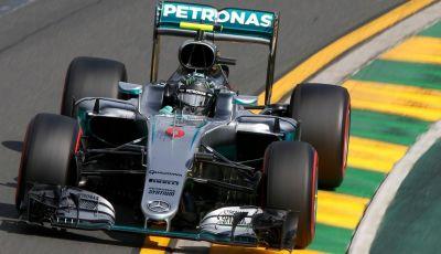 F1 2016, GP del Belgio: pole a Rosberg, Ferrari in seconda fila