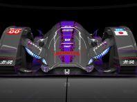 La Honda LHX Concept 2030: la LMP1 a Fuel Cell con pneumatici in grafene
