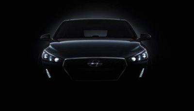 Hyundai i30 2017, primi dettagli e data d'uscita
