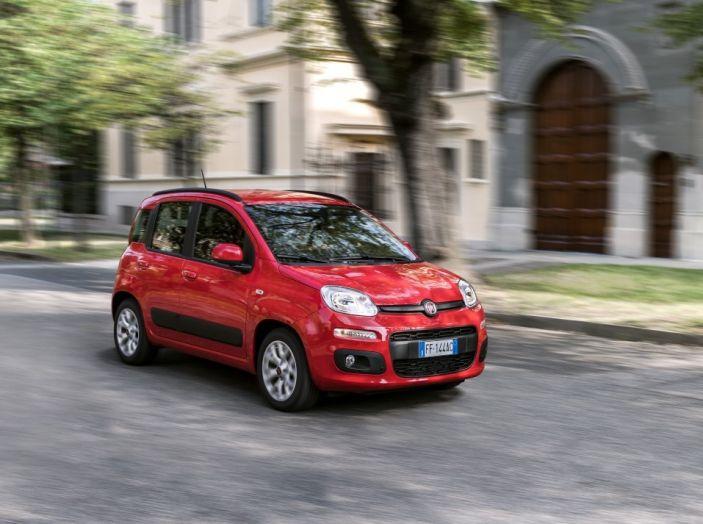 Fiat Panda: ritocchino 2017 per la più amata dagli italiani