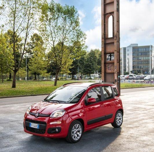 Fiat Panda 2017 design.