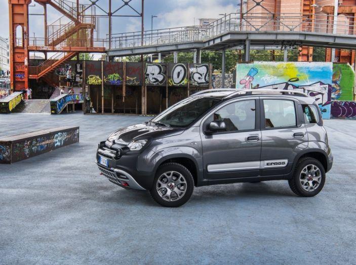 Fiat Panda 2017 fiancata.
