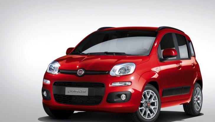 Fiat Panda 2017 stile.