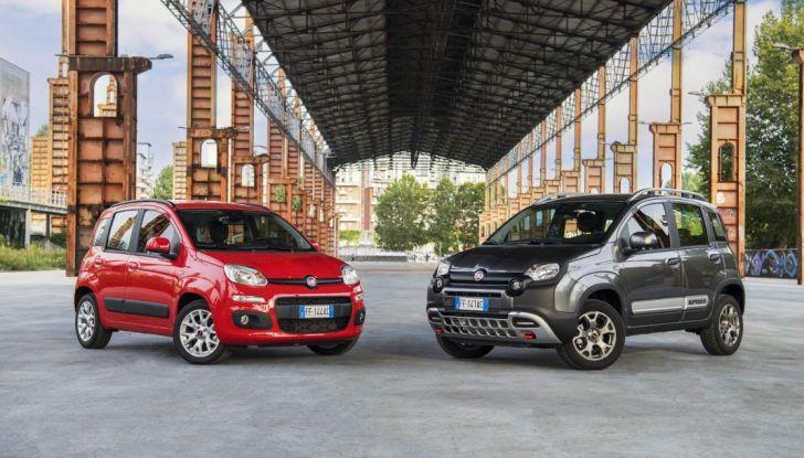2017 Fiat Panda HP.