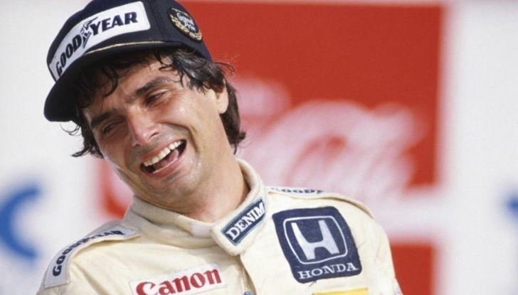 Grand Prix of Brazil, Nelson Piquet.