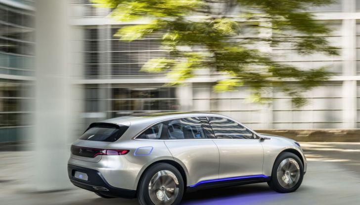 Mercedes Generation EQ al Salone di Parigi 2016 - Foto 2 di 24