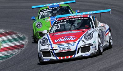A Vallelunga torna in pista la Carrera Cup Italia