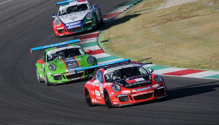A Vallelunga torna in pista la Carrera Cup Italia - Foto 2 di 3