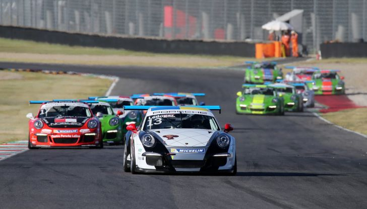 A Vallelunga torna in pista la Carrera Cup Italia - Foto 3 di 3