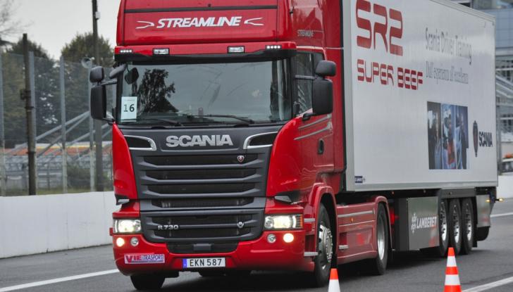 Scania Serie S protagonista di truckEmotion 2016 - Foto 3 di 9