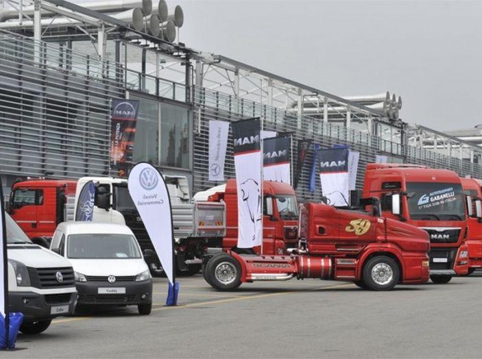 TruckEmotion vanEmotion: l'appuntamento dedicato trasporto su gomma - Foto 1 di 9