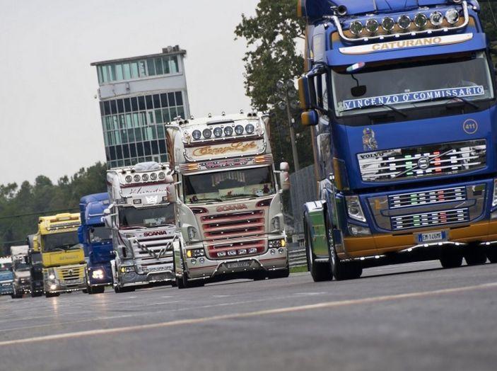 TruckEmotion vanEmotion: l'appuntamento dedicato trasporto su gomma - Foto 5 di 9