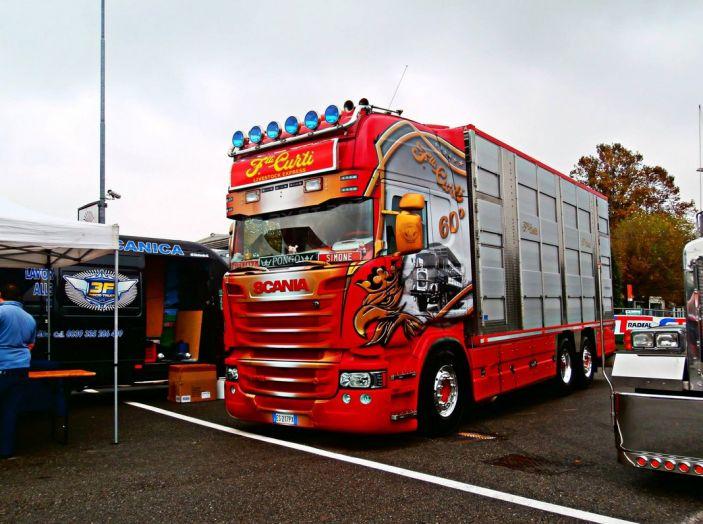 TruckEmotion vanEmotion: l'appuntamento dedicato trasporto su gomma - Foto 7 di 9