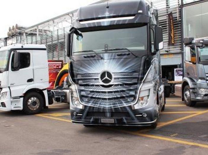 TruckEmotion vanEmotion: l'appuntamento dedicato trasporto su gomma - Foto 8 di 9