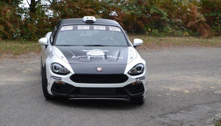Abarth 124 Rally debutta nel mondo delle corse - Foto 2 di 11