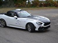 Abarth 124 Rally debutta nel mondo delle corse