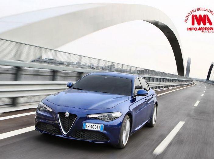 Alfa Romeo Giulia è l'Auto Più Bella Del Web 2016 (11)