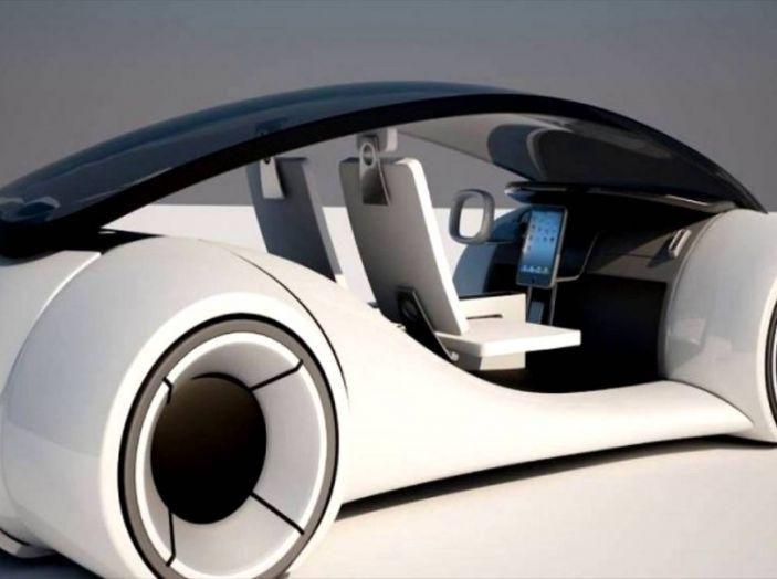 Sicurezza stradale, Apple deposita due nuovi brevetti - Foto 5 di 5