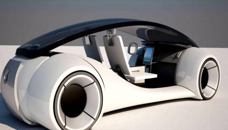 Apple Car, il Progetto Titan salta ma si lavora alla guida autonoma - Foto 5 di 5