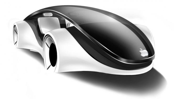 Apple Car, il Progetto Titan salta ma si lavora alla guida autonoma - Foto 2 di 5
