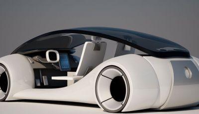 Apple Car, il Progetto Titan salta ma si lavora alla guida autonoma