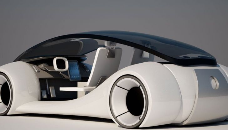 Apple Car, il Progetto Titan salta ma si lavora alla guida autonoma - Foto 1 di 5