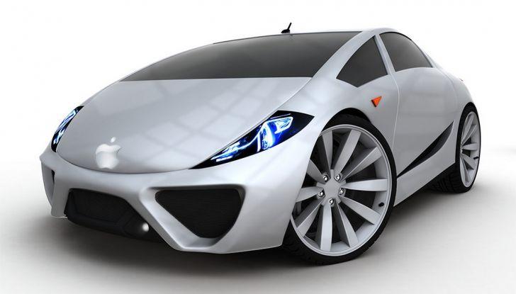 Apple pronta ad acquistare McLaren: pronti 1,8 miliardi di euro - Foto 2 di 8