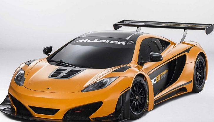 Apple pronta ad acquistare McLaren: pronti 1,8 miliardi di euro - Foto 7 di 8