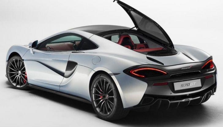 Apple pronta ad acquistare McLaren: pronti 1,8 miliardi di euro - Foto 8 di 8