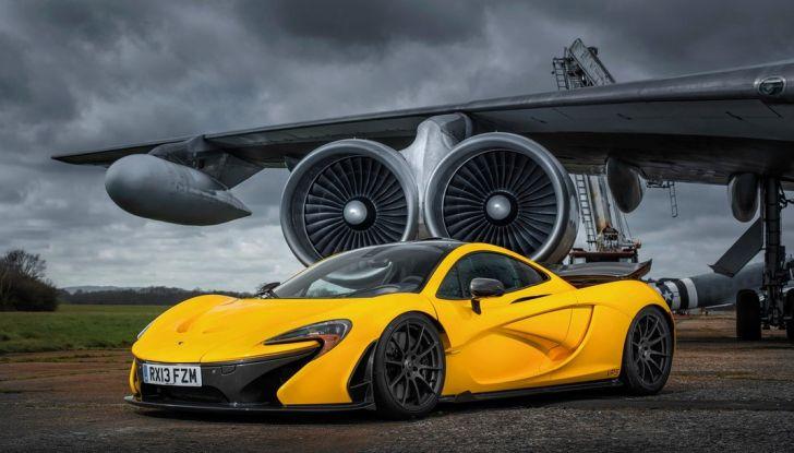 Apple pronta ad acquistare McLaren: pronti 1,8 miliardi di euro - Foto 4 di 8