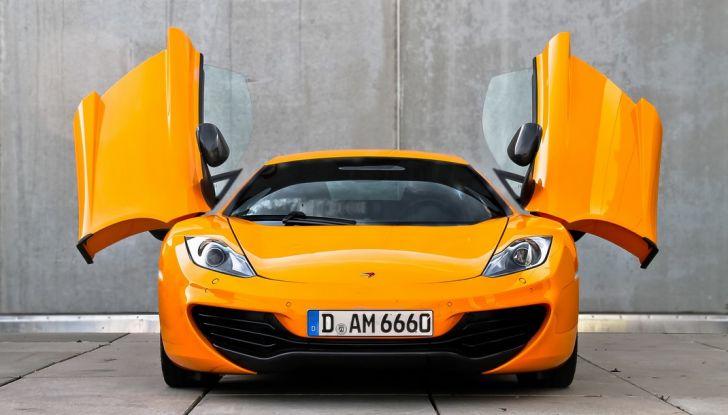 Apple pronta ad acquistare McLaren: pronti 1,8 miliardi di euro - Foto 1 di 8