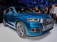Nuova Audi Q5 2017, debutto al Salone di Parigi