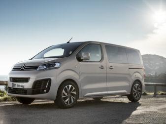 Citroën SpaceTourer: prova su strada, allestimenti, motori e caratteristiche tecniche
