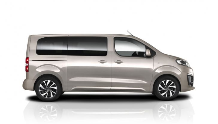 Citroen Spacetourer 2016 test drive