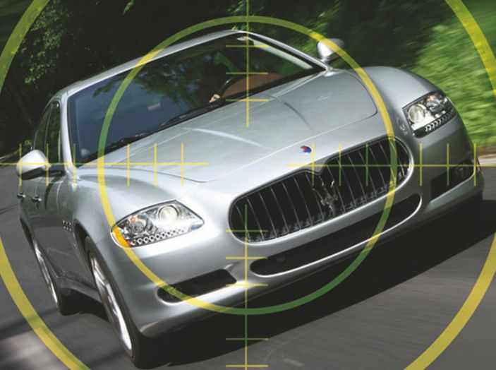 Come funziona l'antifurto satellitare dell'auto