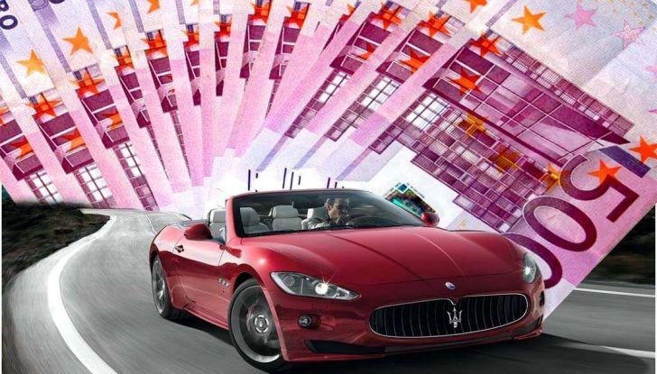 Abolizione superbollo auto, il DDL arriva in Senato - Foto 1 di 7