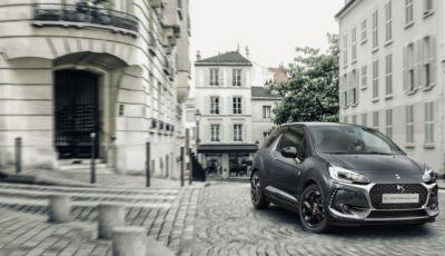 DS3 Cabrio: debutta a Parigi il primo modello della DS Performance Line