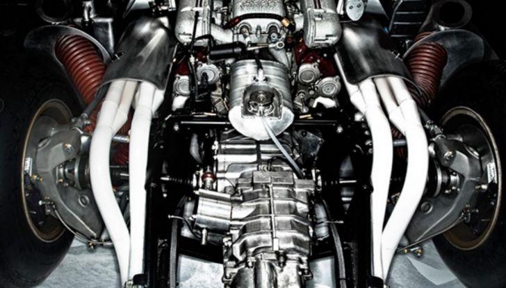 Ferrari 330 P4: la più bella Ferrari di sempre ora in replica - Foto 2 di 9