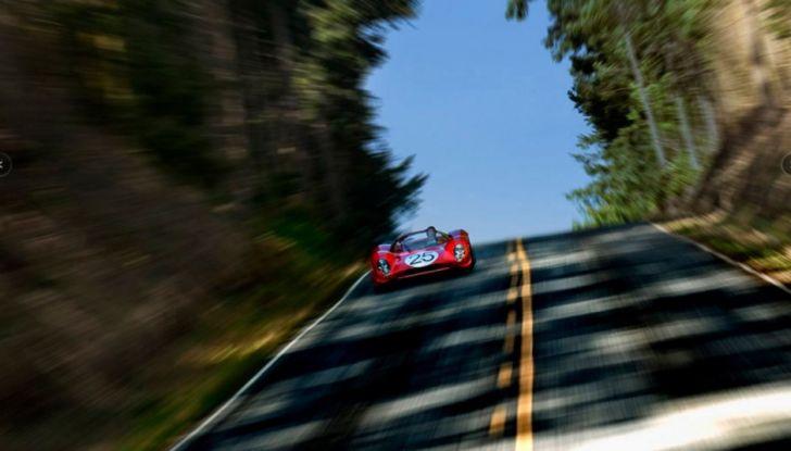 Ferrari 330 P4: la più bella Ferrari di sempre ora in replica - Foto 4 di 9