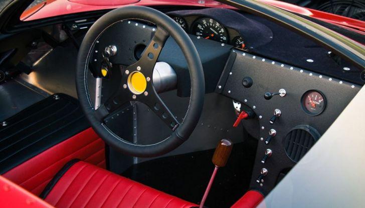 Ferrari 330 P4: la più bella Ferrari di sempre ora in replica - Foto 5 di 9