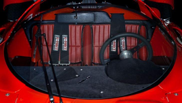 Ferrari 330 P4: la più bella Ferrari di sempre ora in replica - Foto 6 di 9