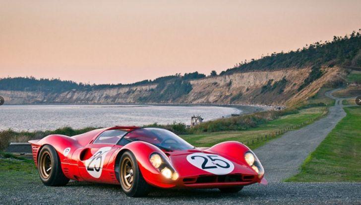 Ferrari 330 P4: la più bella Ferrari di sempre ora in replica - Foto 7 di 9