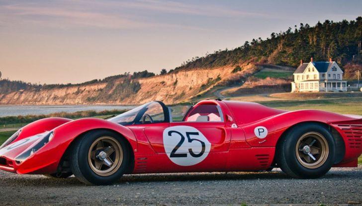 Ferrari 330 P4: la più bella Ferrari di sempre ora in replica - Foto 8 di 9