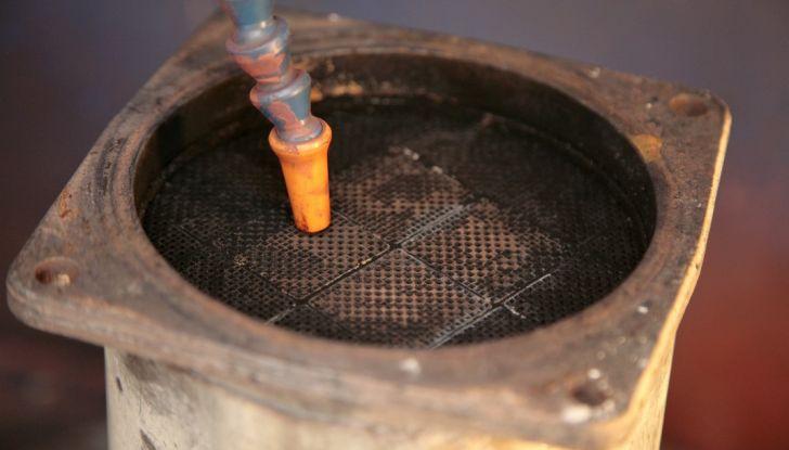 Filtro antiparticolato: manutenzione, rigenerazione, pulizia e problemi - Foto 1 di 7