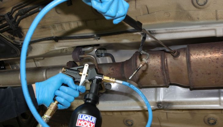 Filtro antiparticolato: manutenzione, rigenerazione, pulizia e problemi - Foto 4 di 7