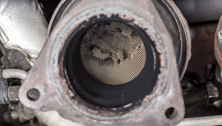 Filtro antiparticolato: manutenzione, rigenerazione, pulizia e problemi - Foto 5 di 7