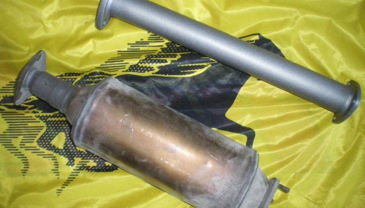 Filtro antiparticolato: manutenzione, rigenerazione, pulizia e problemi - Foto 6 di 7
