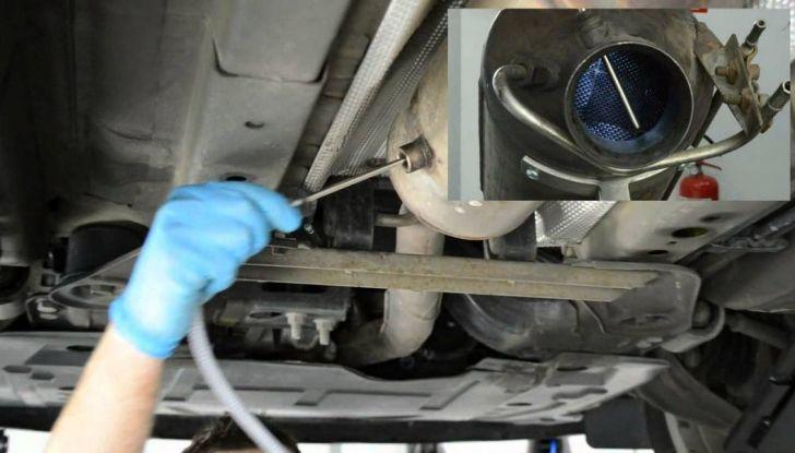 Filtro antiparticolato: manutenzione, rigenerazione, pulizia e problemi - Foto 2 di 7