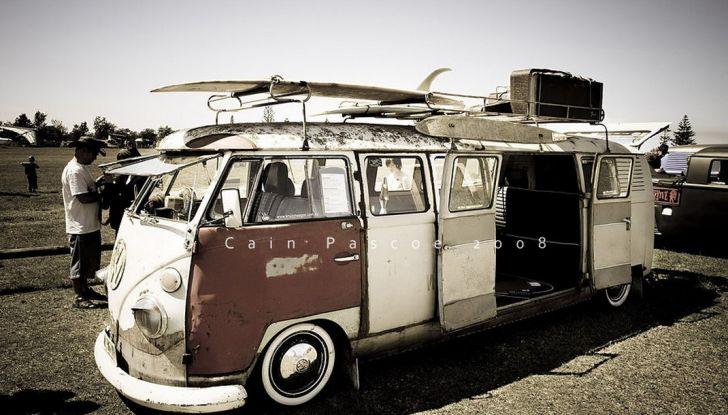 Volkswagen Bulli, il pullmino hippie ha ora un erede - Foto 6 di 10